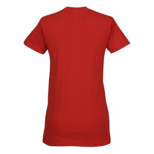 District Concert V-Neck Tee - Ladies' - Colors - Emb Image 1 of 1