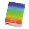 View Extra Image 1 of 1 of Small Tissue Packet - Rainbow - 24 hr