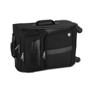 "Wenger 19"" 4-Wheeled Spinner Carry-On"