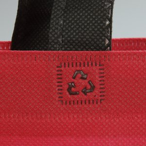 Vertical Flat Tote Image 1 of 2