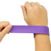 View Extra Image 2 of 2 of Silicone Slap Bracelet - 24 hr