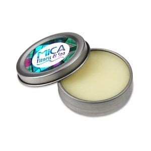 Round Lip Moisturizer Tin Image 1 of 1