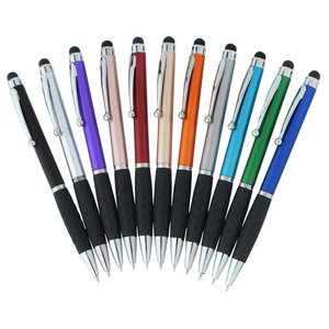 Jada Stylus Twist Pen – Metallic - 24 hr Image 1 of 2