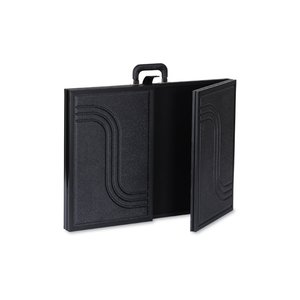 "Briefcase Tabletop Display - 18"" x 48"" - Blank"