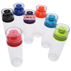 Tritan Silicone Sport Bottle - 22 oz. Image 1 of 3