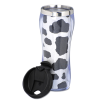 Hollywood Travel Tumbler - Cow - 14 oz. Image 1 of 1