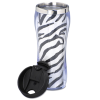 Hollywood Travel Tumbler - Zebra - 14 oz. Image 1 of 1