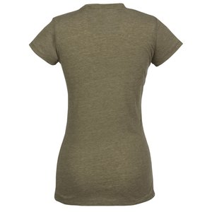 Next Level Poly/Cotton Tee - Ladies' Image 1 of 1