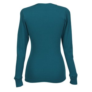 Next Level Soft LS Thermal Tee - Ladies' - Screen Image 1 of 1