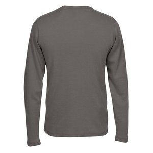 Next Level Soft LS Thermal Tee - Men's - Embroidered Image 1 of 1