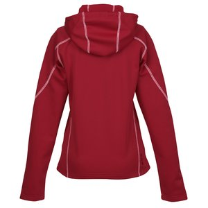 Tonle Full-Zip Performance Hoodie - Ladies' - TE Transfer Image 1 of 1