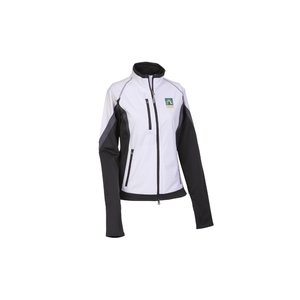 Jozani Hybrid Soft Shell Jacket - Ladies' - 24 hr Image 1 of 3