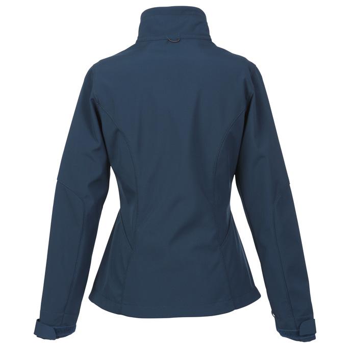 e35bf23b1f5f 4imprint.com  Eddie Bauer Soft Shell Jacket - Ladies  116566-L