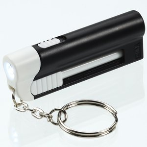 Key Ring Light with Pen - Closeout Image 2 of 2
