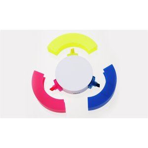 Round Highlighter - Closeout Image 1 of 1