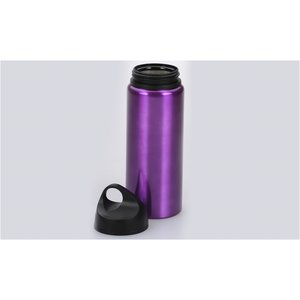 Aluminum Wide Mouth Bottle - 25 oz. - Closeout Image 1 of 2