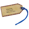 View Extra Image 1 of 2 of Par Avion Luggage Tag