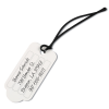 View Extra Image 3 of 3 of Bon Voyage Luggage Tag - Train