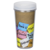 View Extra Image 1 of 4 of ThermalTraveler Tumbler - 16 oz. - Thank You Note