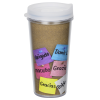 View Extra Image 2 of 4 of ThermalTraveler Tumbler - 16 oz. - Thank You Note