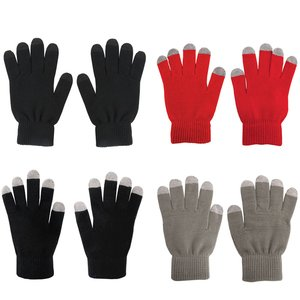Touch Screen Gloves - Full Color Image 2 of 2