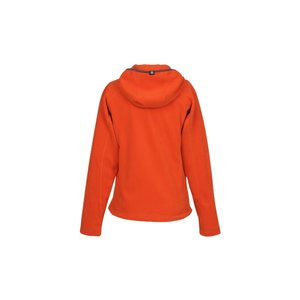 Landmark Full Zip Microfleece Hoodie - Ladies' Image 1 of 1