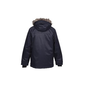 Eversum Insulated Faux Fur Trim Hooded Jacket - Men's Image 2 of 2