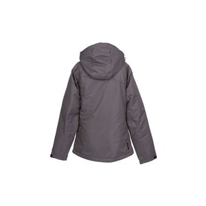 Andrus Insulated Hooded Jacket - Ladies' Image 1 of 2