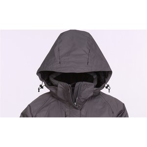 Andrus Insulated Hooded Jacket - Ladies' Image 2 of 2
