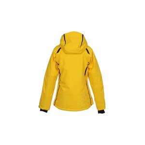 Enakyo Insulated Hooded Waterproof Jacket - Ladies' Image 2 of 2