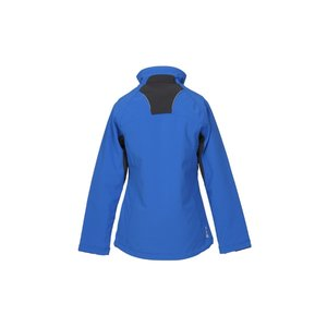 Ortega Colorblock Insulated Soft Shell Jacket - Ladies' Image 1 of 1