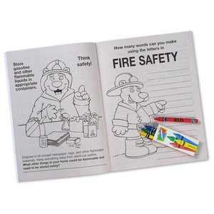 Fun Pack - Practice Fire Safety Image 2 of 2
