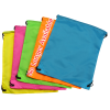 View Extra Image 1 of 2 of Neon Drawstring Sportpack