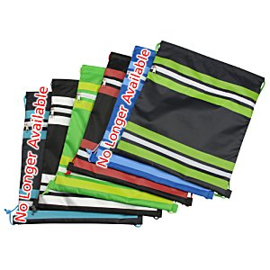 Zipper Stripe Sportpack - 24 hr Image 1 of 2