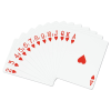 Diamond Plate Playing Cards