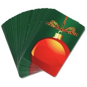 Holiday Playing Cards - Ornament Image 1 of 5