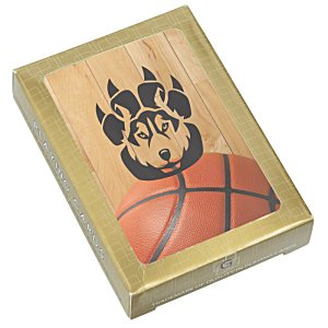 Basketball Playing Cards Image 2 of 3