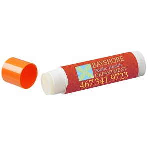 SPF 15 Lip Balm - Colored Cap Image 2 of 2