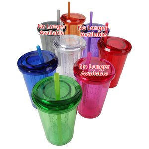 Tutti Frutti Infuser Tumbler with Straw - 20 oz. - 24 hr Image 3 of 3