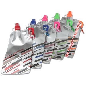 Flatout Brights Foldable Sport Bottle - 30 oz. Image 1 of 3