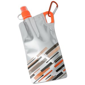 Flatout Brights Foldable Sport Bottle - 30 oz. - 24 hr Image 3 of 3