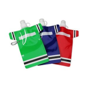 T-Shirt Foldable Sport Bottle - 16 oz. Image 1 of 2