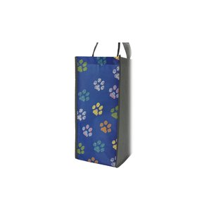 Non-woven Motif Carry All - Paws - Closeout Image 1 of 1