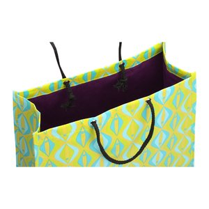 Non-Woven Swanky Shopper - Diamond - Closeout Image 1 of 1