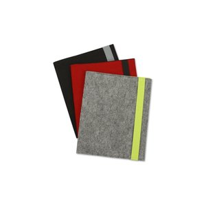 Non-Woven Felt Tablet Folder Image 2 of 2