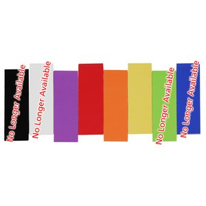 Color Strip Magnetic Bookmark - 24 hr Image 1 of 3