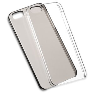 myPhone Hard Case for iPhone 5/5s - Translucent - 24 hr Image 1 of 3