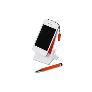 Cell Phone Stand with Stylus Pen