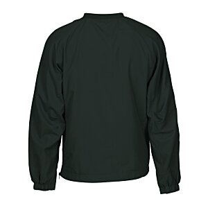 V-Neck Raglan Sport Windshirt Image 1 of 1