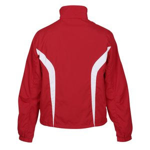 Athletic Colorblock Raglan Jacket Image 1 of 1